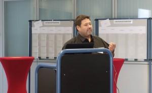 Frank Bärmann - GründerFoyer Aachen 2016