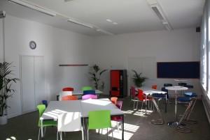 Schulungszentrum Waldfeucht-Braunsrath Pausenraum