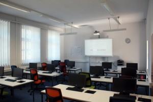 Schulungszentrum Waldfeucht-Braunsrath PC-Raum